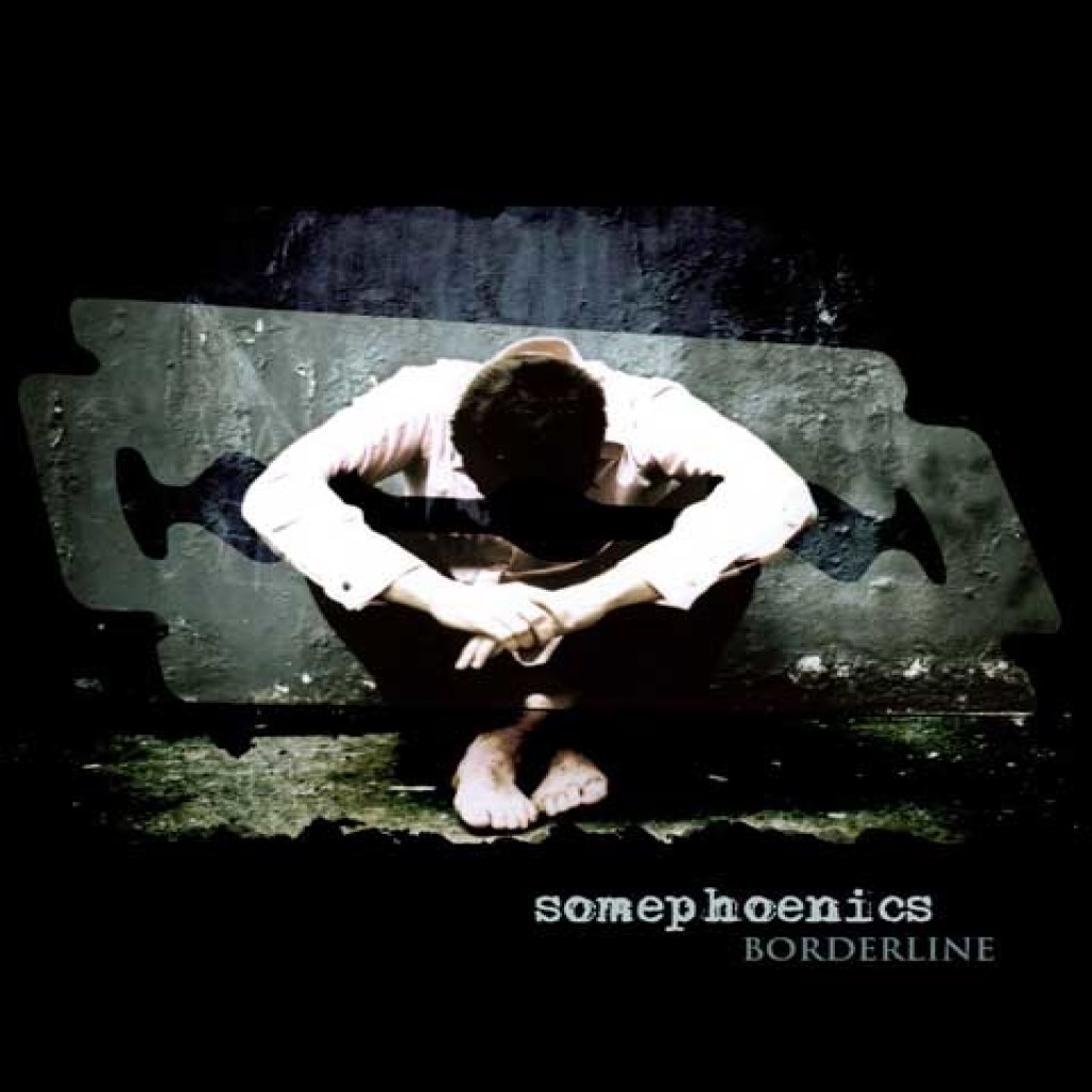 Borderline CD Frontcover