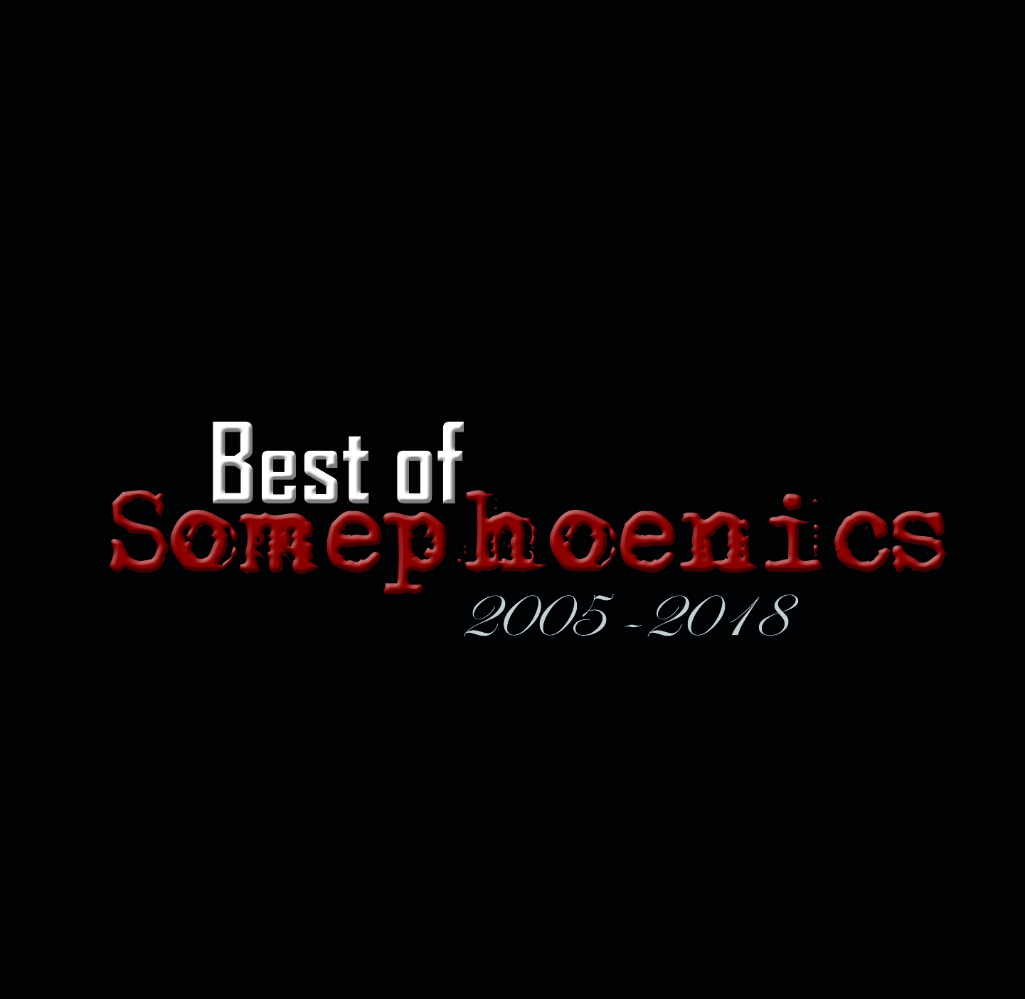 Best of Somephoenics CD Cover